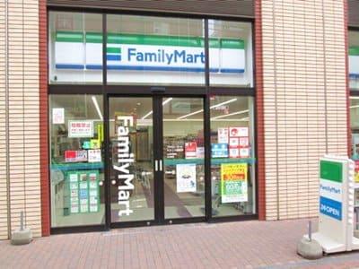 ファミリーマートキラリス函館店