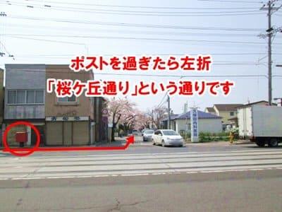 函館桜ケ丘通