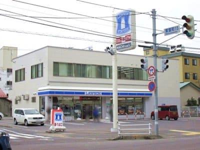 ローソン函館東雲店