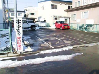あじさい第2駐車場
