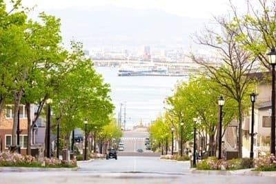 函館八幡坂