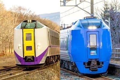 JR特急列車北斗