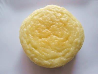 ジョリクレールのチーズスフレ