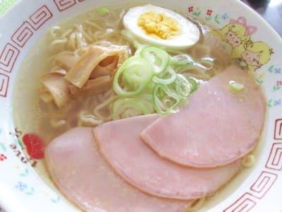 函館麺や一文字お土産用ラーメン