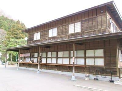 函館八幡宮の社務所