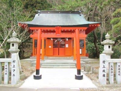 鶴若稲荷神社