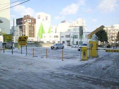 タイムズ函館本町第3駐車場